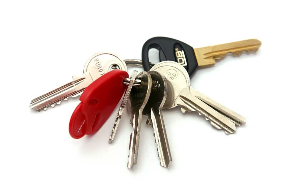 set of multiple keys
